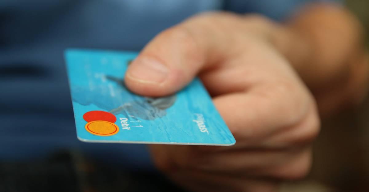 Tarjeta MasterCard Profesional Solred de BANCO POPULAR (actualmente GRUPO SANTANDER)