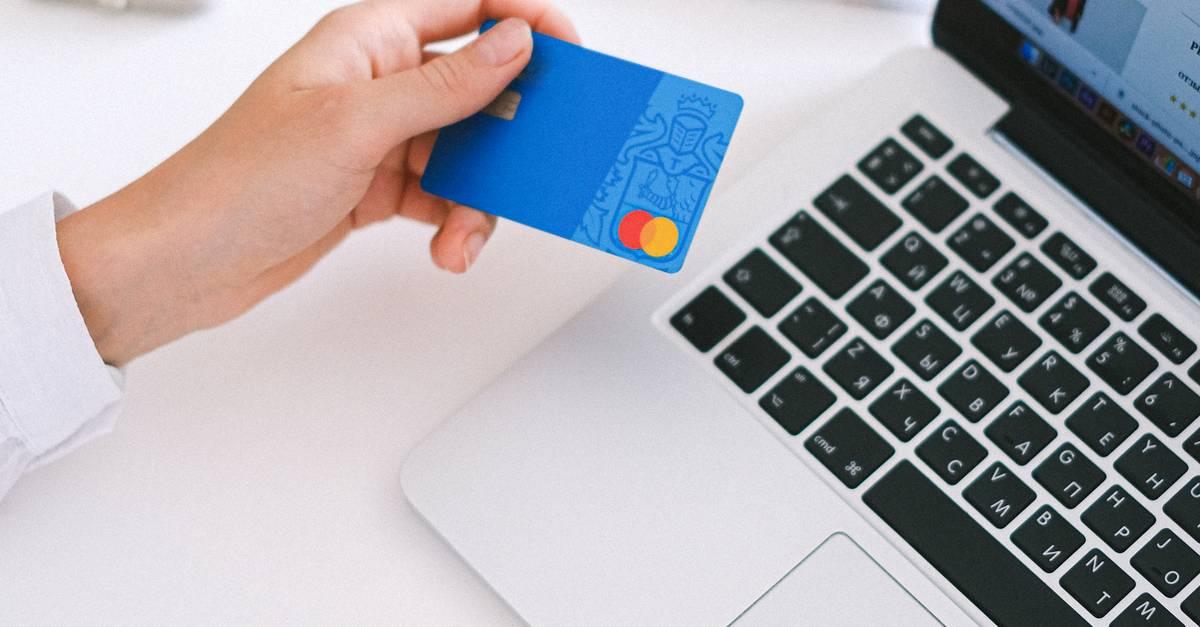Tarjeta MasterCard de AVANTCARD (actualmente EVO BANCO)
